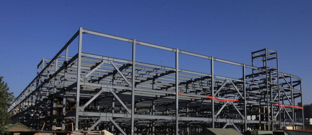 钢结构|专业施工|河南国基建设集团--官方网站